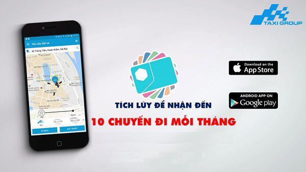 taxi group app