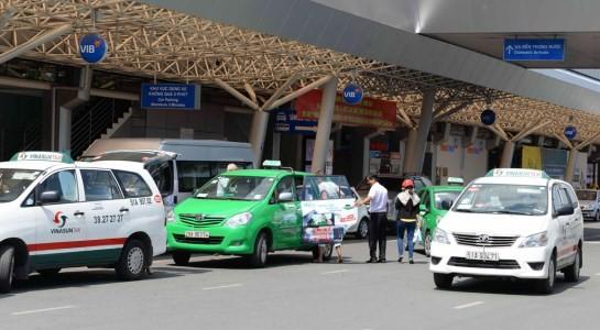 taxi truyen thong