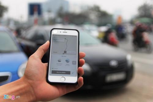 uber tang gia cuoc