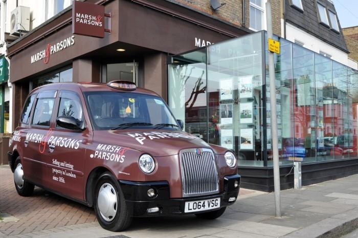 London Cab Advertising