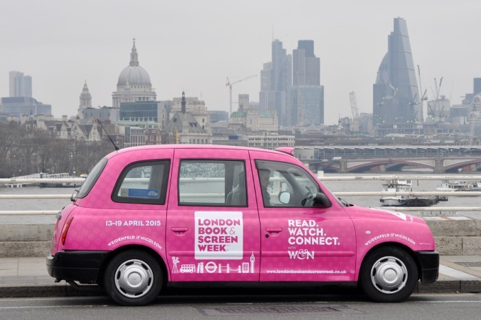 London Cab Advertising1