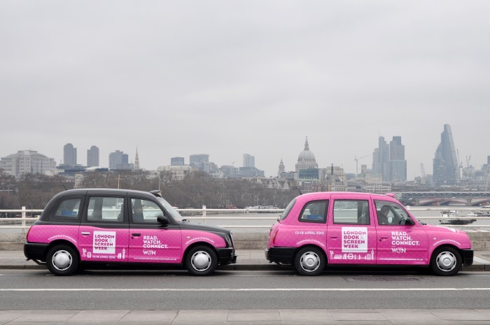 London Taxi Advertising3