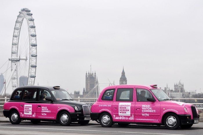 Taxi Adverts London