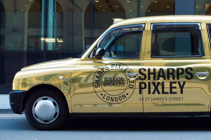 Taxi Advertising London