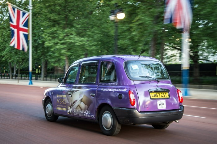 Taxi Advertising London5