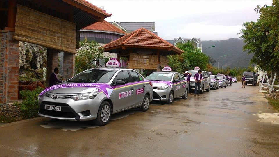 Danh bạ số điện thoại các hãng taxi tại Hà Tĩnh