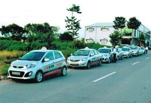 Danh bạ số điện thoại các hãng taxi tại Sóc Trăng