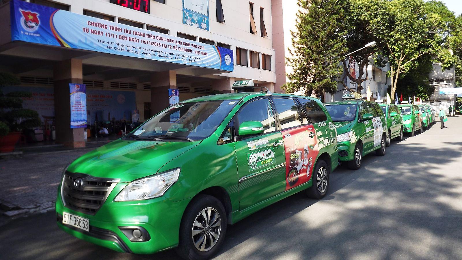 Danh bạ các hãng taxi tại Hà Nội