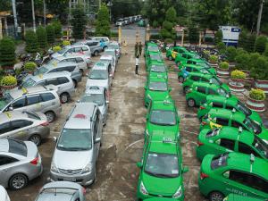 Danh bạ số điện thoại các hãng taxi tại Bạc Liêu
