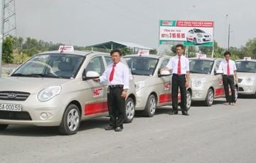 Danh bạ số điện thoại các hãng taxi tại Hậu Giang