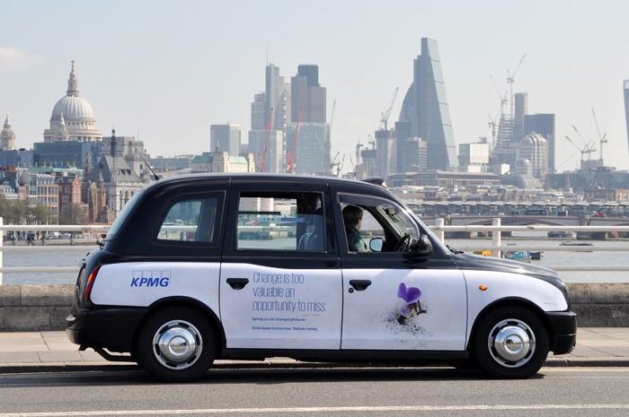 Taxi Wraps