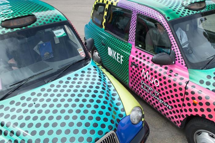 Taxi Wraps 2