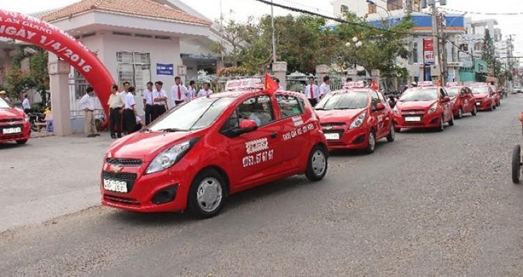 Danh bạ điện thoại các hãng taxi tại An Giang