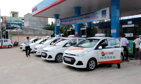 Danh bạ điện thoại các hãng taxi tại Quảng Nam