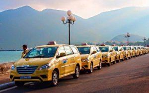 Danh bạ số điện thoại taxi tại Bình Định