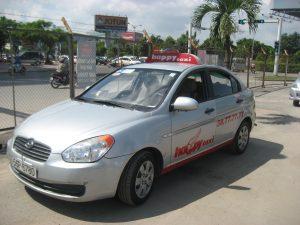 Danh bạ điện thoại taxi tại Bến Tre