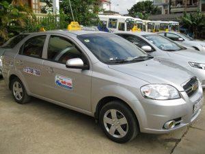 Danh bạ số điện thoại taxi tại Sơn La