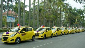 Danh bạ số điện thoại các hãng taxi tại Hải Phòng