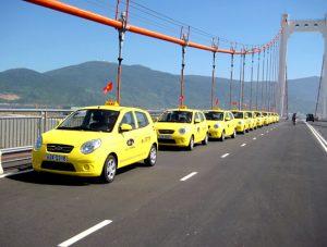 Danh bạ số điện thoại taxi tại Đà Nẵng