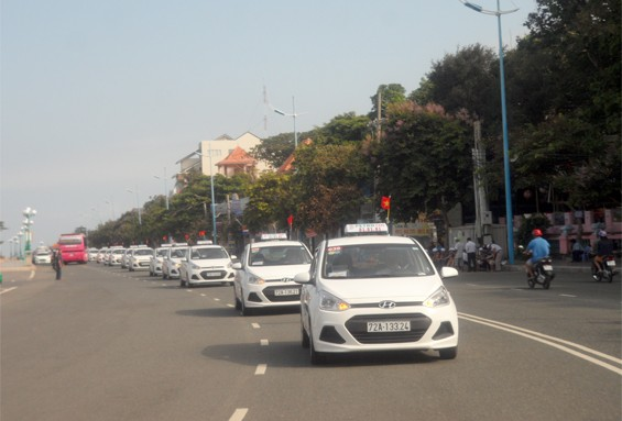 Danh bạ điện thoại các hãng taxi tại Vũng Tàu