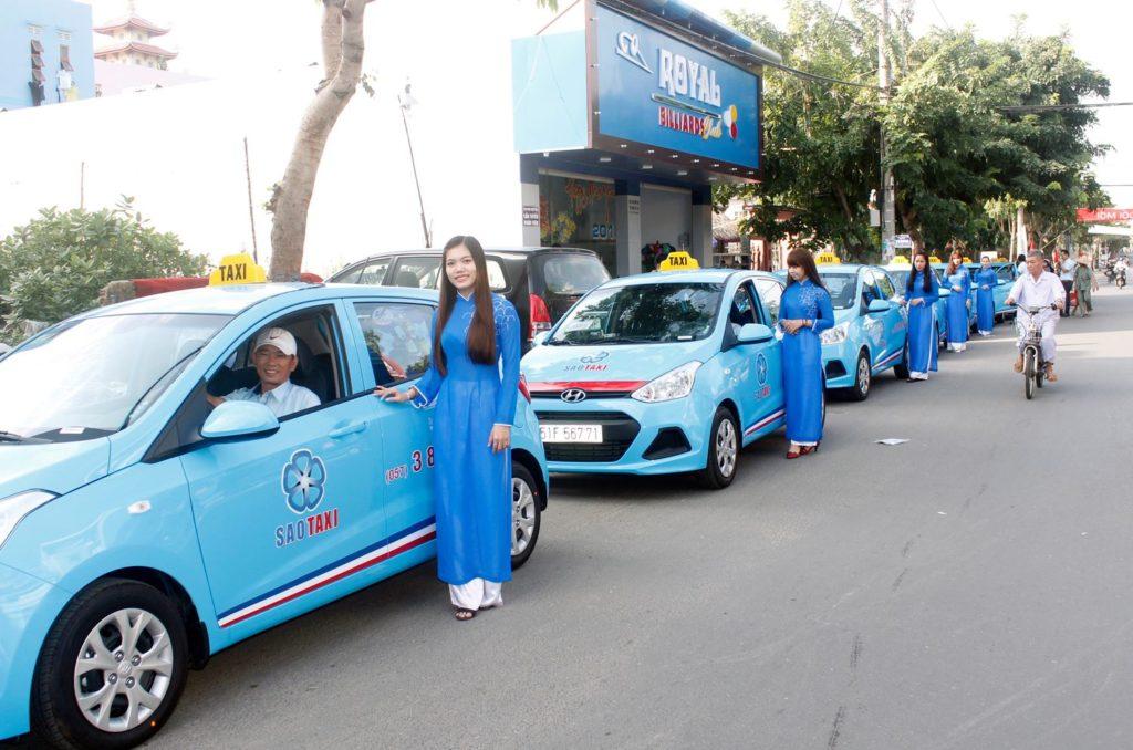 Danh bạ điện thoại taxi tại Phú Yên