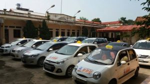 Danh bạ điện thoại taxi tại Điện Biên