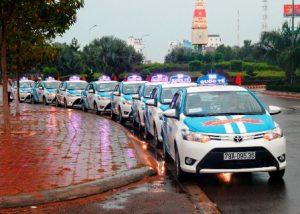 Danh bạ điện thoại taxi tại Bình Thuận