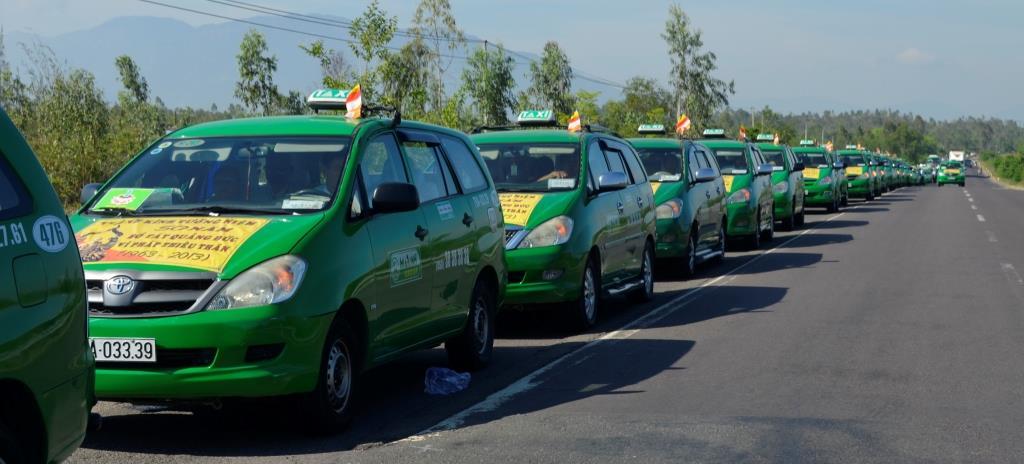 Danh bạ điện thoại taxi tại Nghệ An