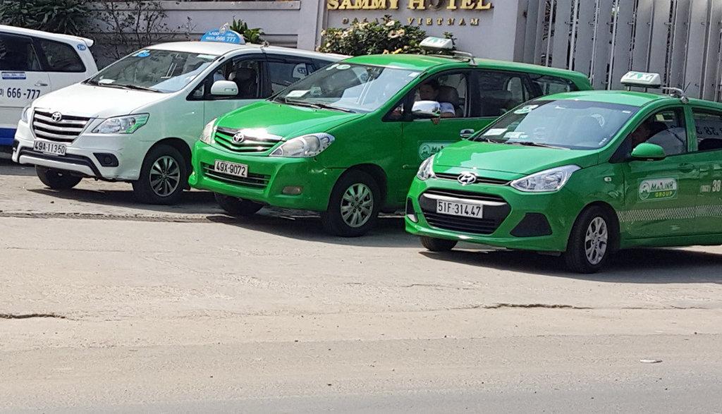 Danh bạ điện thoại taxi tại Phú Thọ
