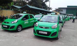 Danh bạ điện thoại taxi tại Quảng Bình