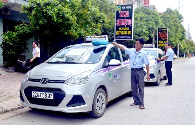 Danh bạ điện thoại taxi tại Tuyên Quang