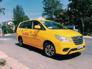 Danh bạ điện thoại taxi tại Tiền Giang