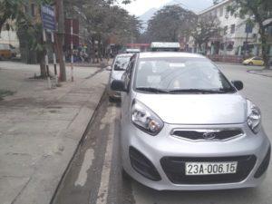 Danh bạ điện thoại taxi tại Hà Giang