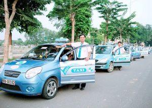 Danh bạ điện thoại taxi tại Vĩnh Phúc