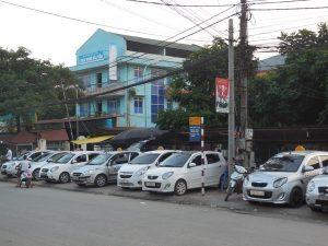 Danh bạ điện thoại taxi tại Cao Bằng