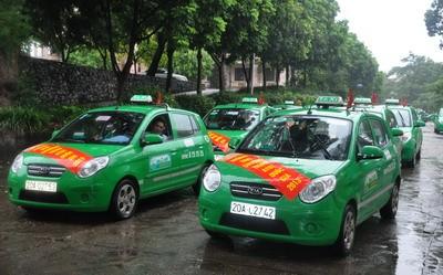 Danh bạ điện thoại các hãng taxi Quảng Bình