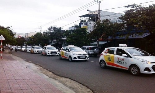 Danh bạ điện thoại taxi tại Kon Tum