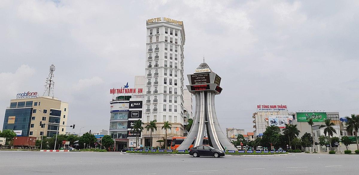 quảng cáo xe taxi ở Nam Định