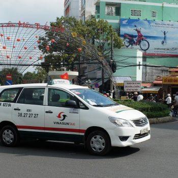 Quảng cáo trên taxi ở Sóc Trăng chuyên nghiệp và tiết kiệm