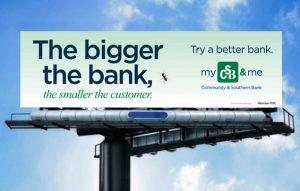 quảng cáo ngân hàng