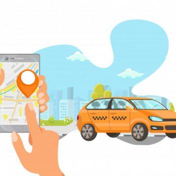 Các đặc điểm của quảng cáo trên taxi bạn cần biết