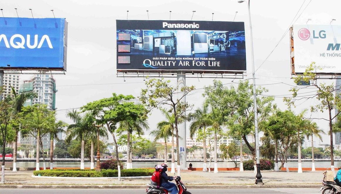 quảng cáo điều hòa