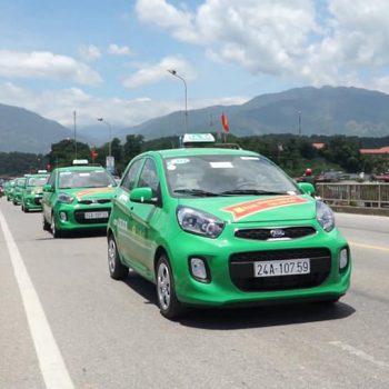 Quảng cáo xe taxi ở Lào Cai hiệu quả cùng Sixth Sense Media