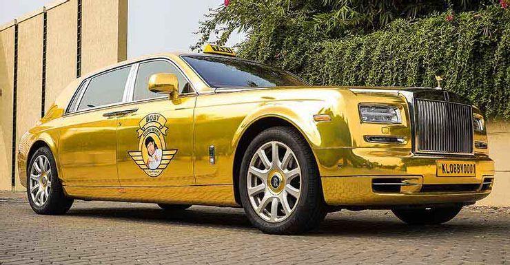 Chuyện lạ có thật: Đi taxi bằng siêu xe bậc nhất thế giới!