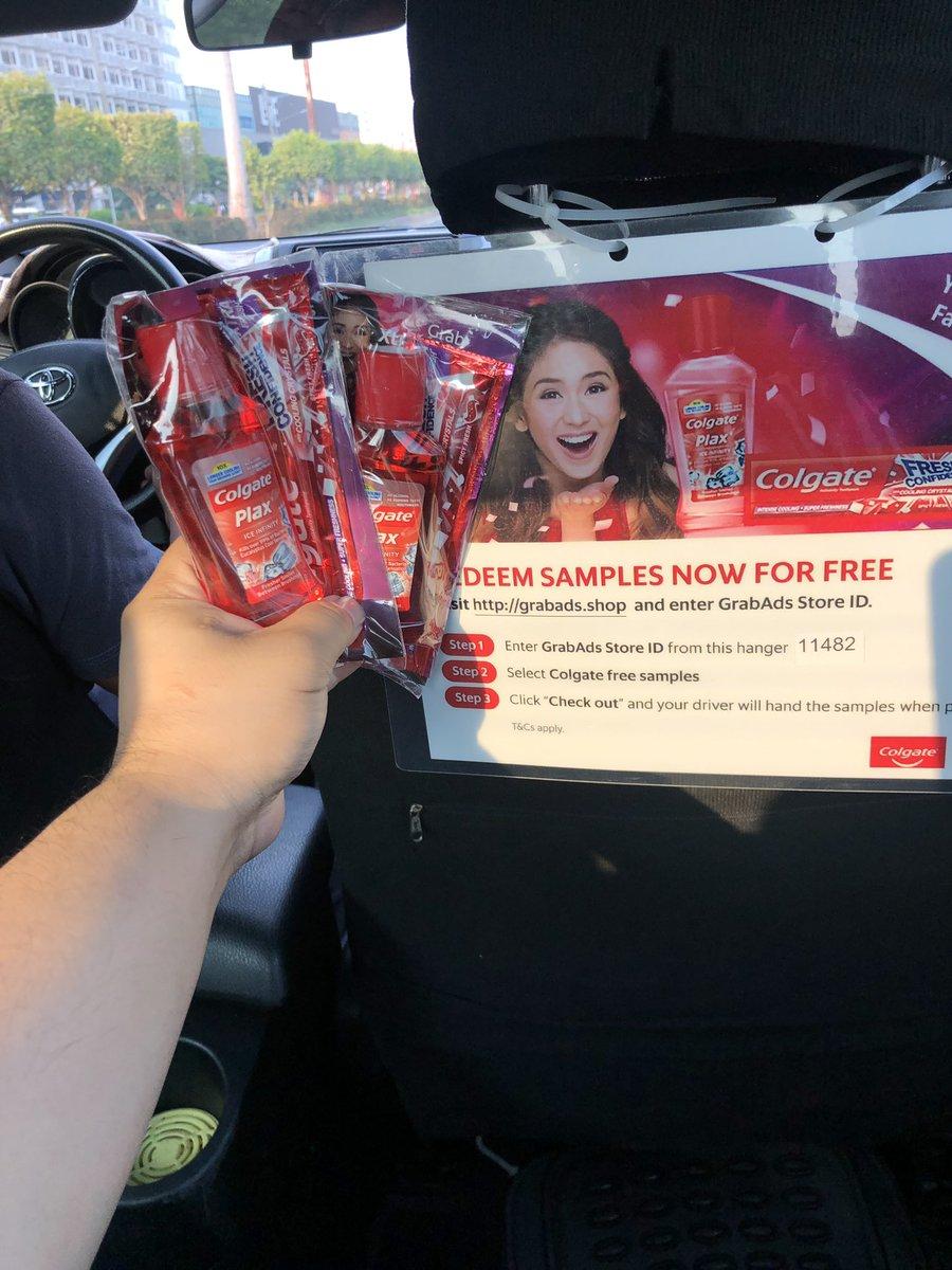 Tìm hiểu về hình thức quảng cáo Sampling trên xe taxi