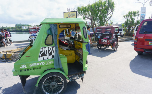 10 chiec taxi doc dao nhat tren the gioi 5
